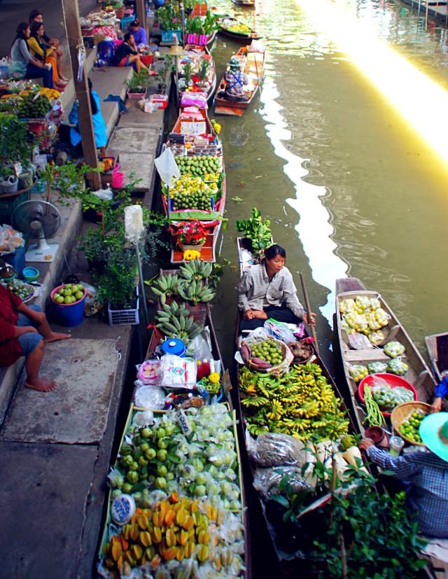 Mercado Flotante / Floating Market
