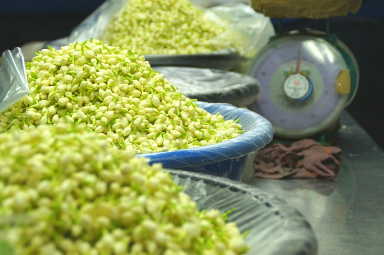 Mercado de las flores / Flower Market