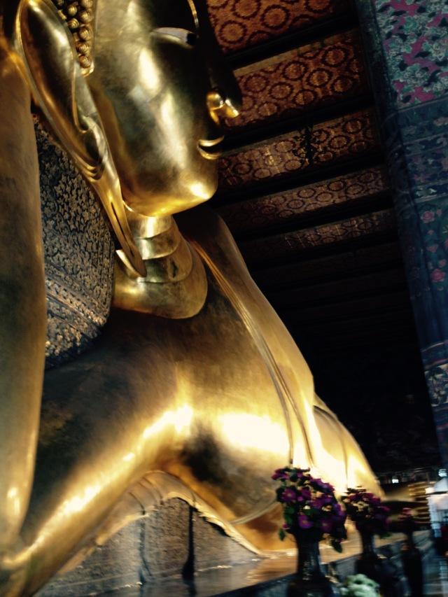 Buddha reclinado / Reclined Buddha